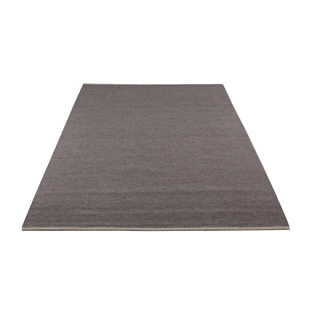 Matta Plain Brown 170x240cm 200x300cm Norrgavel