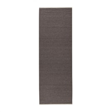 Matta Plain Brown 80x250cm Norrgavel