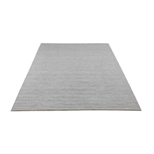 Matta Plain Light grey 170x240cm 200x300cm Norrgavel